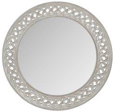 Safavieh Braided Chain Mirror & Reviews | Wayfair