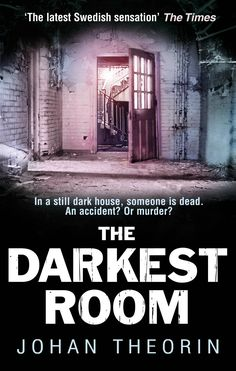 In The Darkest Room, Swedish crime writer Johan Theorin skillfully brings together several disparate elements: a series of ghost stories, a thriller, a mystery, and a series of historical vignettes about the various ways to die in a cold, unforgiving environment. It's a spine-chilling and exquisitely crafted novel that heralds a new trend in Swedish crime fiction, where the possibility of ghosts complicates an already spooky murder mystery.