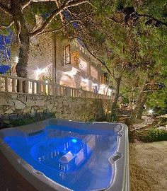 A DREAM VACATION. Sumartin, Croatia