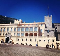 World Cities, Monaco, Louvre, Mansions, House Styles, City, Building, Travel, Home