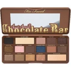 Too Faced SEMI SWEET Chocolate Bar  Palette - at Ulta