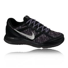 finest selection 233da 3b6b2 Nike Womens Wmns Dual Fusion Run 3 Flash BLACKREFLECT SILVERMTLC DARK GREY  6 US