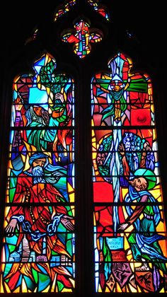 Washington National Cathedral - Stained Glass Window