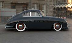 porsche 356 outlaw | ... Dan Palatnik | The Digital Garage Project: 356 Outlaw - Valdez Porsche