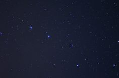 Otava Big Dipper, picture by Maria Mercer
