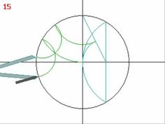 This movie shows all the regular polygons that can be exactly drawn using the instruments of classical geometry: ruler and compass. They are the polygons of ...