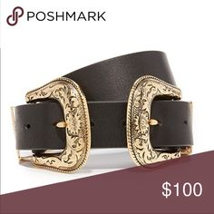 New! B-Low the Belt leather Bri Bri buckle Reasonable offers welcome!   Made famous by celebrities such as Kendal & Kylie Jenner, and every 'it girl' of the moment.. this belt does not disappoint! New condition, size medium (would fit a small, too) B-Low the Belt Accessories Belts