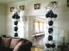 alternative to balloon arch