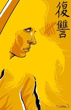 Kill Bill by JoshuaCarter.deviantart.com