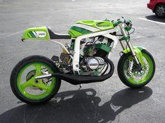 Kawasaki GSXR-H2