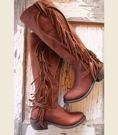 the texas tumbleweed boot- rust