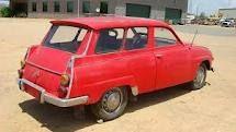 Saab 96 wagon