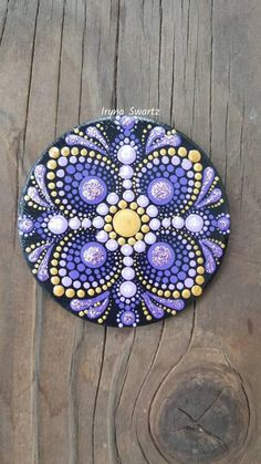 Check out this item in my Etsy shop https://www.etsy.com/listing/581991468/mandala-painted-wood-magnet-painted-wood