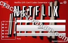 Free Netflix Gift Card - Free Netflix Gift Card Codes - Netflix Free Trial https://www.pinterest.com/pin/502784745883206284/