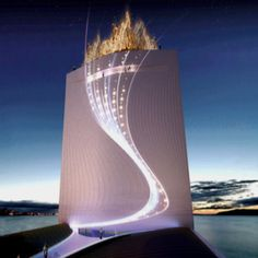 2016 Olympic Flame