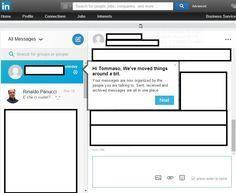 Nuovi Messaggi LinkedIn - Come funzionano