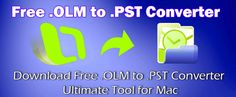 The Gladwev OLM to PST converter Ultimate is a certified solution to convert OLM to PST files without any risks. Now easily Export/Import OLM to PST Format. In Dire Need, Household, Commercial, Mac