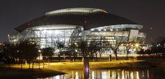 NFL Dallas Cowboys ~ Cowboys Stadium ~ Arlington, Texas.