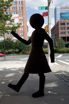 AiOP 2008: PEDESTRIAN | Pedestrian Project | Yvette Helin | photo:Gabe Kirchheimer