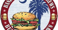 """On Sunday, May the Holy City will crown its 2016 Burger Champion during Charleston's first """"Bands, Burgers, and Brews"""" Burger Throwdown. The event will be held at the Charle… Best Chef, Travel Channel, Burgers, Charleston, Special Events, Brewing, Grilling, Bands, Hamburgers"""