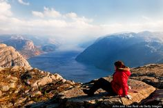 I really want to go to Norway some day. Here are 25 reasons to go there, like I needed that much!