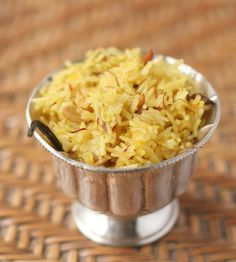 All you need is some rice, coconut milk, water and salt! This coconut rice recipe also pairs beautifully with Indian food dishes.