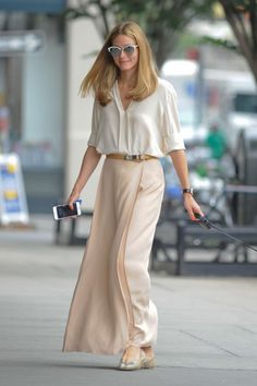 Olivia Palermo in New York - July 22, 2015
