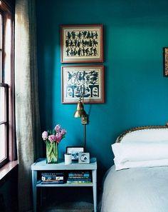 23 Best Dark Blue Bedroom Walls Ideas For Inspiration