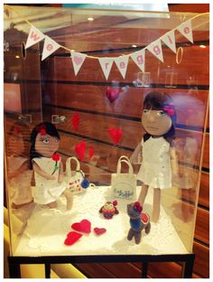 We love Reggie http://reginald.com.au/2014/02/12/be-my-valentine/