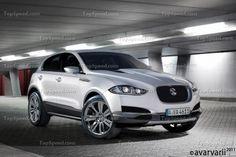 Rendering: 2015 Jaguar SUV