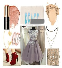 """Modern fairy tail"" by vivalasmariposa on Polyvore featuring Forever Unique, Lord & Taylor, Bobbi Brown Cosmetics and modern"