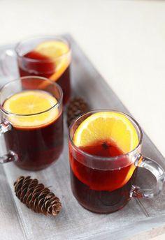 Áfonyás puncs Alcoholic Drinks, Beverages, Eat Pray Love, Drinking Tea, Panna Cotta, Pudding, Ethnic Recipes, Food, Lemonade