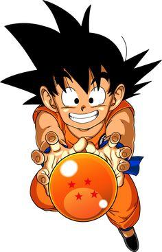 Dragon Ball - Kid Goku