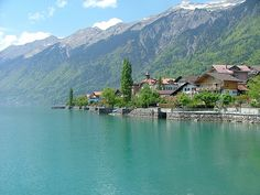 Brienz Lake, Switzerland