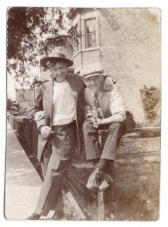 Two Irish Lads