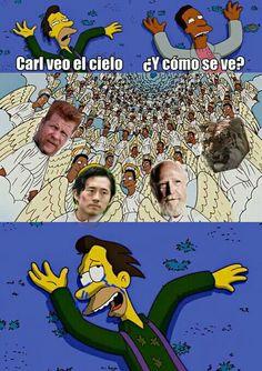 The Walking Ded, Walking Dead Memes, Twd Memes, Matthew Daddario, Venom, Netflix, Avengers, Diys, Geek Stuff