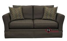 Rome Full Sleeper Sofa by Savvy.  Super comfy and chic. Customizable.