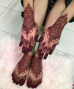 Bridal mehendi arabic brides mehandi designs 16 ideas for 2019 Wedding Henna Designs, Henna Tattoo Designs Simple, Mehndi Designs Feet, Arabic Henna Designs, Stylish Mehndi Designs, Mehndi Design Photos, Beautiful Henna Designs, Mehandi Designs, Arabian Mehndi Design