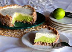 Tali's Tomatoes: Lime, Avocado and Yoghurt Cake