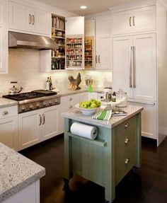Instructions To Build A Kitchen Island