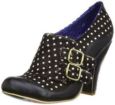 d2d8754c74 Irregular Choice Womens Wadas Wish Court Shoes  Amazon.co.uk  Shoes