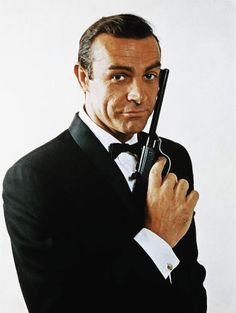 It's Bond. James Bond. Best Bond a and only got sexier.Hey he's only 41 1/2 yrs older than me;)