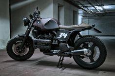 www.motorecyclos.com #bmw k100 #scrambler #caferacer #custom #motorcycles #motorecyclos #bikes #BMW