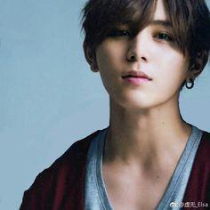 cr on pic Ryosuke Yamada, Japanese Men, Korean Celebrities, My Memory, Visual Kei, Asian Beauty, Beautiful Men, Hot Guys, Idol