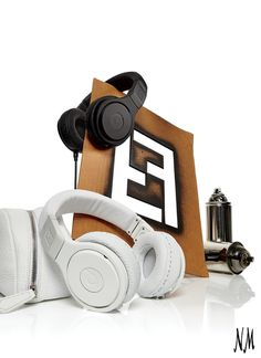 Exclusive to NM, these leather Beats by Dr. Dre headphones were created in collaboration with Fendi and Pyper America Smith. Gift with a few hard-to-find vinyls or iTunes gift cards.