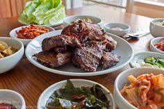 Korean BBQ Beef Short Ribs, via Flickr.