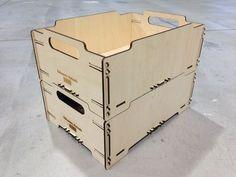 Stackable Box mini by Mutsuki - Thingiverse
