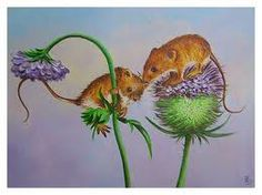 mice paintings - Google Search