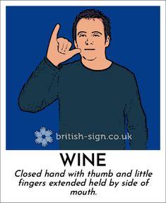 English Sign Language, Sign Language Basics, Sign Language For Kids, Sign Language Phrases, Sign Language Interpreter, Sign Language Alphabet, British Sign Language, Learn Sign Language, Language Lessons