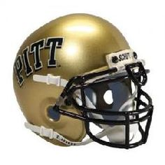 Pittsburgh Panthers NCAA Replica Full Size Helmet